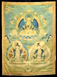 Qing Dynasty tapestry tops Bruneau auction at $12,500