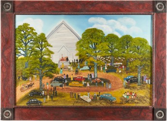 Case racks up new fine art records at Winter Auction