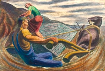 Swann Galleries' first WPA artists auction sets 4 records