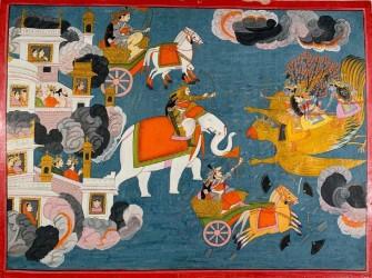 Neue Auctions showcases Purkhu of Kangra paintings Feb. 20