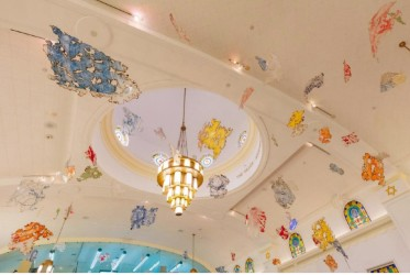 Mira Lehr installation gifted to Jewish Museum of Florida-FIU