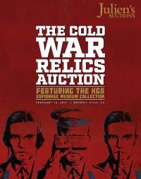 Julien's selling Cold War spy gadgetry Feb. 13