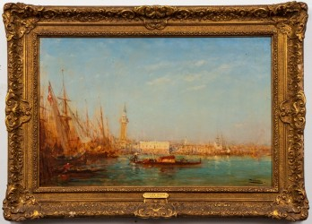 Canal scene could reach high-water mark at Auctions at Showplace Feb. 21