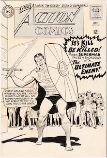 Hake's offers original comic art, Negro League baseball treasures, rare memorabilia, Feb. 24-25