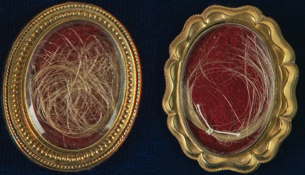 George's and Martha's hair front-runners in RR auction Feb. 18