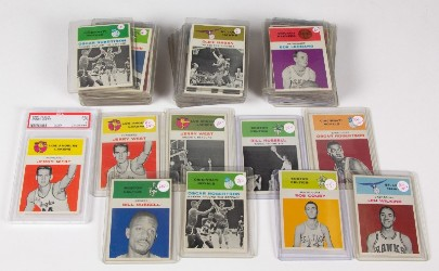 Sports cards a hit at JSE & Associates Winter Americana auction
