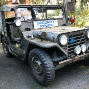 Image of a 1962 Ford MUTT military vehicle