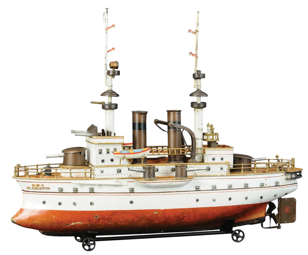 Bertoia toy auction