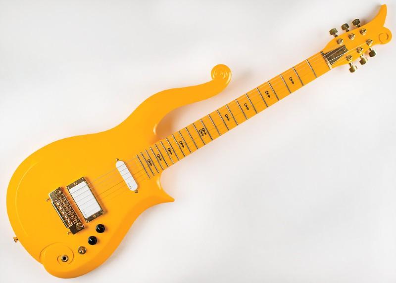 Prince 'Cloud' guitar
