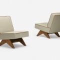 Pierre Jeanneret modern design