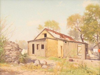 Texans posed to lead Vogt's Western Art Auction March 6