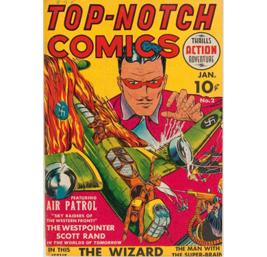 'Lost universe' comics find devoted following amongst collectors