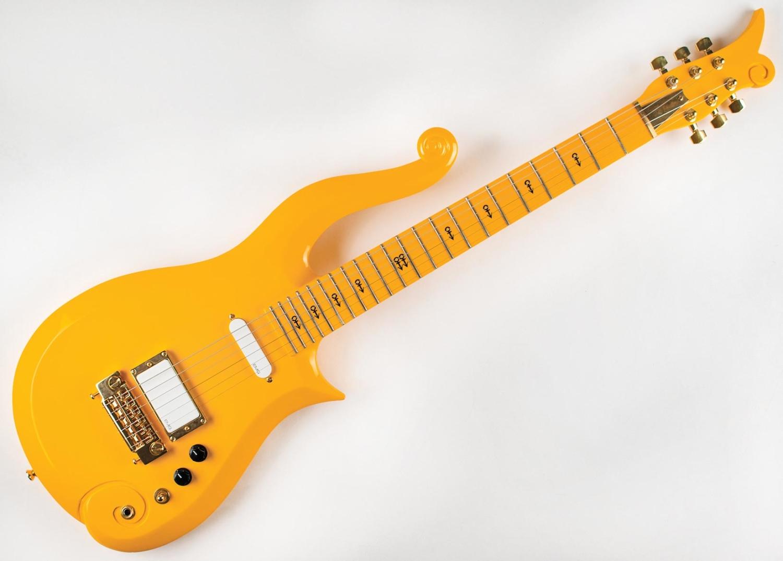 Prince's 'Cloud' guitar, $132,868, RR Auction