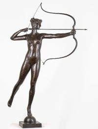 Gallery Report: Saint-Gaudens statue tops Keno sale at $506K