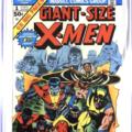 "Image of ""Giant-Size X-Men"" vintage comic book"