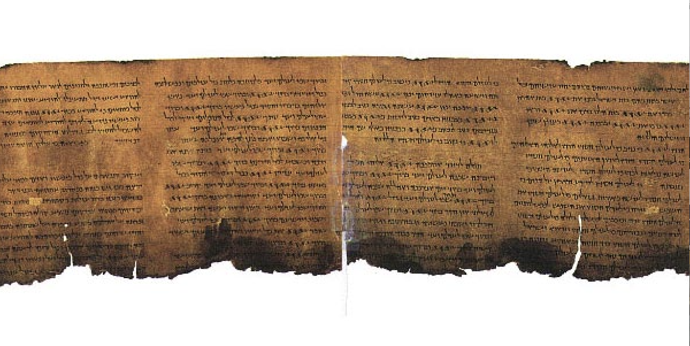 Israeli experts announce discovery of more Dead Sea scrolls