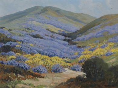Moran's art-filled California Living auction set for April 6