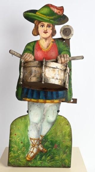 Saint-Gaudens statue