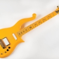 Prince's 'Cloud' guitar sold for $132,868. Image courtesy RR Auction