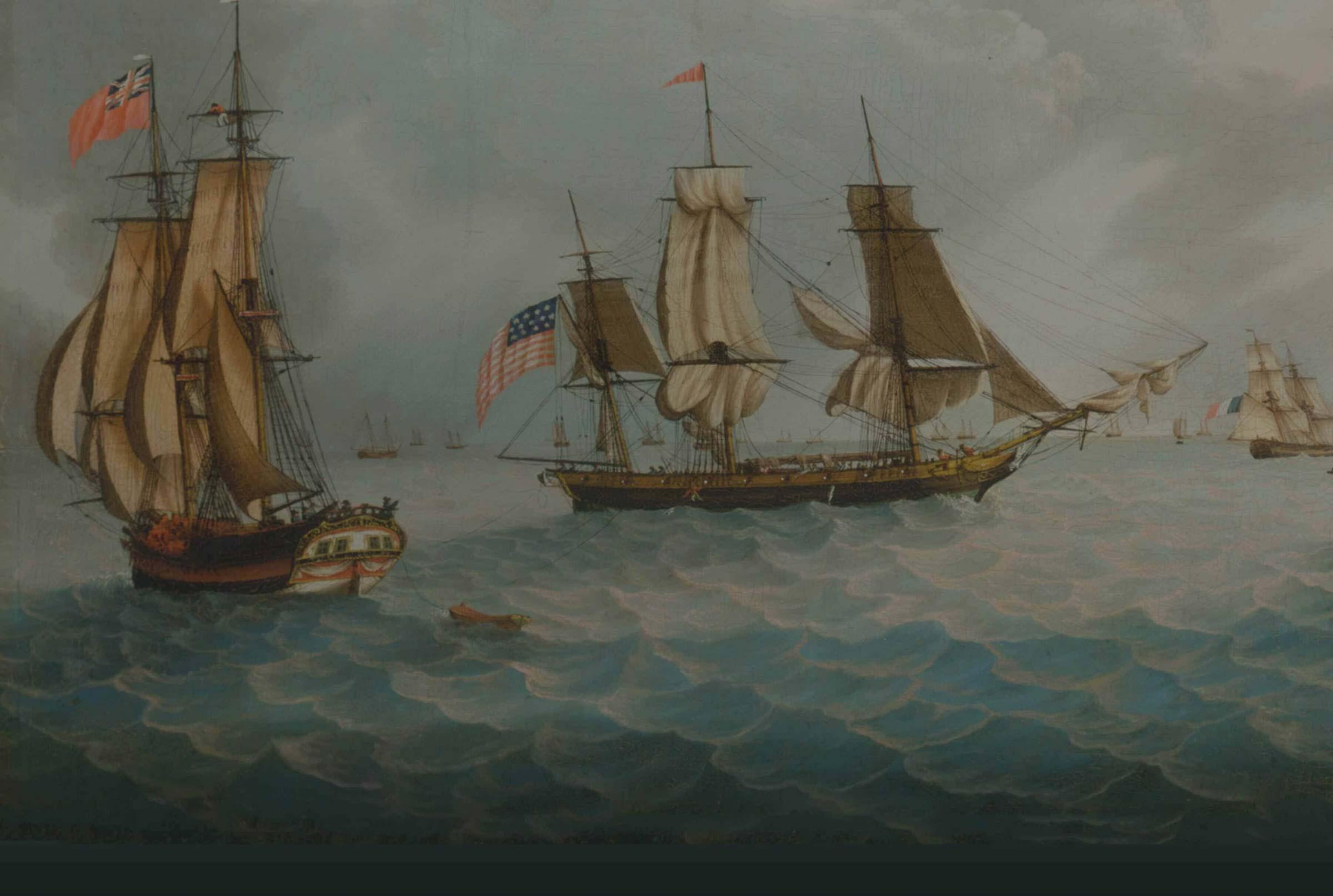 Peabody Essex debuts marine paintings exhibition 'In American Waters'