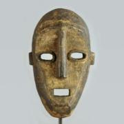 Nyanga mask, from Lega, Congo, $3,000-$3,500. Image courtesy Jasper 52