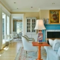 Interior detail from a Nantucket waterfront estate single-owner collection