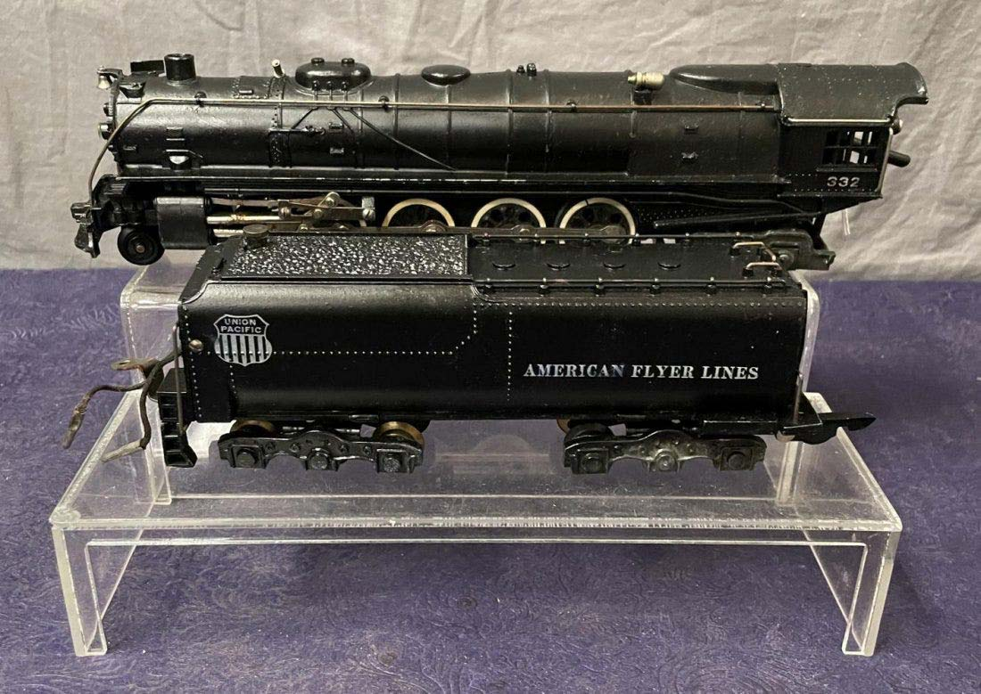 American Flyer train, $5,400, Weiss Auctions