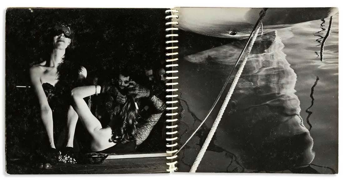 Ed Van Der Elsken (1925-1990), 27 Parisian photographs, $21,250