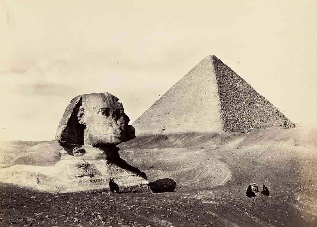 Francis Frith, (1822-1898), three volumes entitled 'Sinai & Arabia Petra,' 'Jerusalem & Palestine,' and 'Egypt & Athens,' with approximately 140 photographs, $27,500