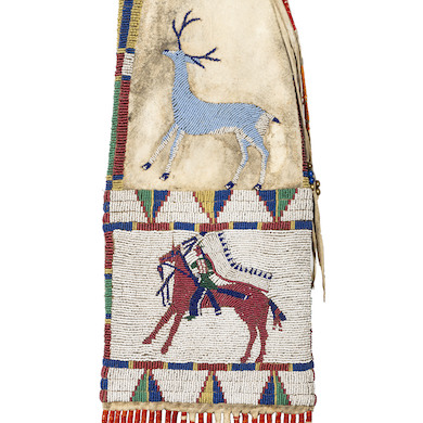 Cowan's Native American art auction nears $1M mark