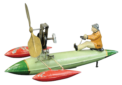 Rare toy vehicles drive Bertoia's May 21-22 auction