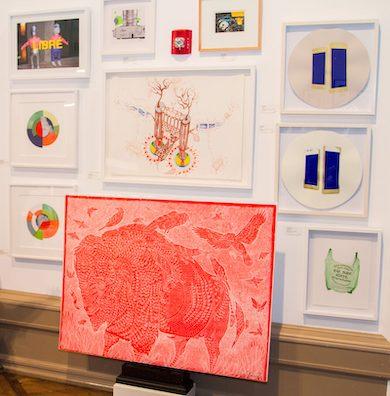McNay Art Museum's 2021 Print Fair goes virtual