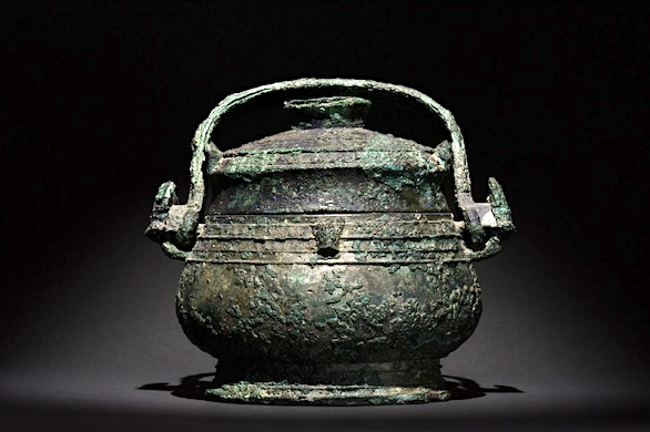 Pax Romana presents The Art of Ancient China, a May 2 antiquities auction