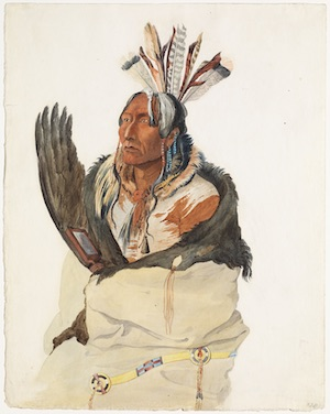 Met exhibition features Karl Bodmer's Native North American portraits