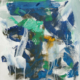 'Untitled,' 1989, by Joan Mitchell, estimated at $500,000-$700,000