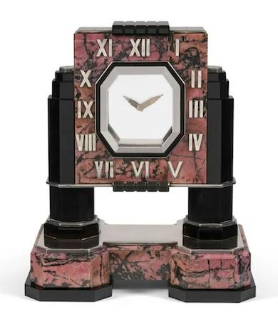 Piasa offers spectacular 1930s Cartier mystery clock