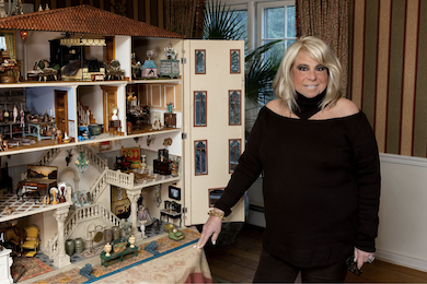 Venetian palazzo dollhouse showcased at MAD starting May 8