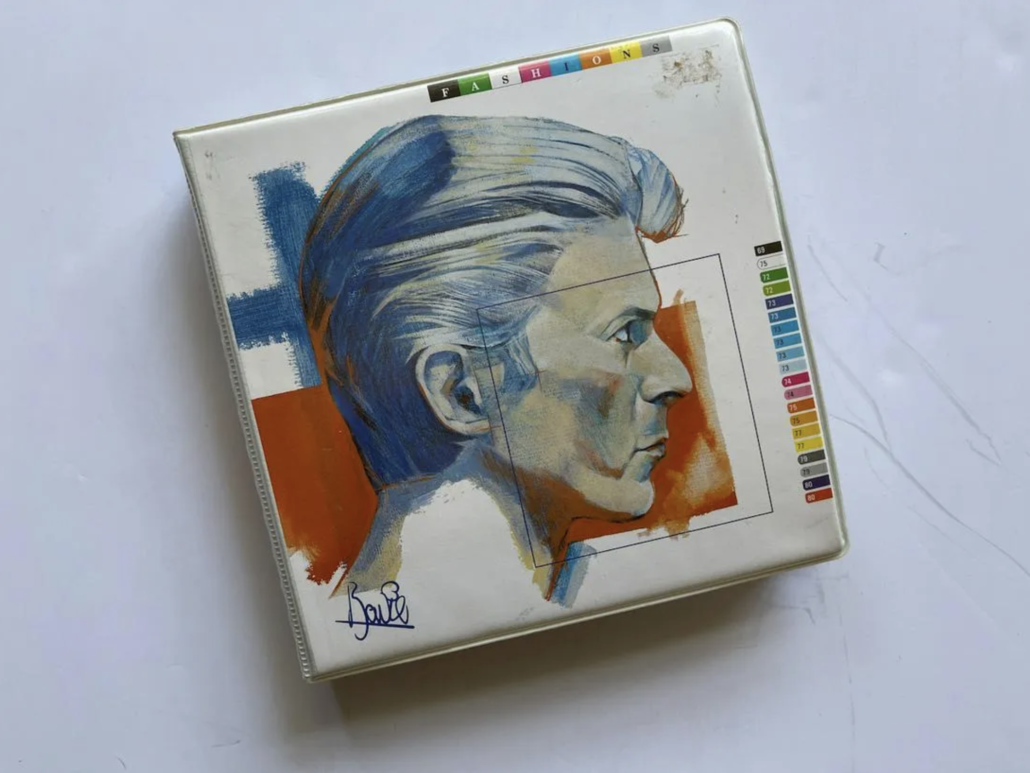 David Bowie 'Fashions' picture disc box set, estimated at $130-$200