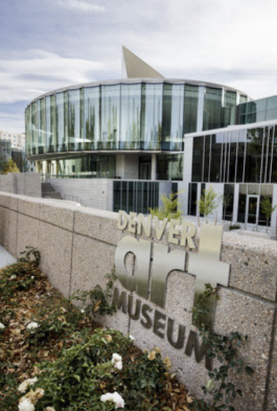 Newly expanded Denver Art Museum reopens on Oct 24