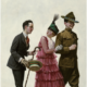 'Excuse Me!' a 1917 cover illustration by Norman Rockwell, could sell for $400,000-plus
