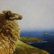 Jamie Wyeth, 'Islander,' 1975