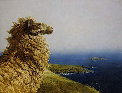 27 Wyeth paintings bequeathed to Maine's Farnsworth Museum