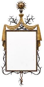 Gallery Report: Karl Lagerfeld mirror garners $237K at Bonhams