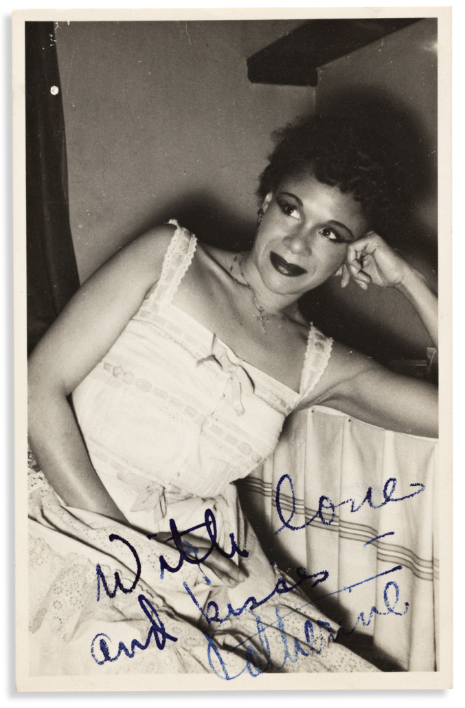 close friend, including a black-and-white photo of her, sold for $35,000.