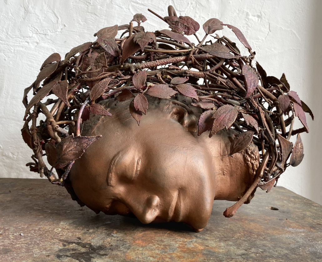 Claude Lalanne (French, 1925–2019), 'La Dormeuse (The sleeping woman)', 2004.