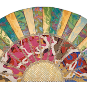 Miriam Shapiro, 'Wind and Air,' 1993, estimated at $5,000-7,000