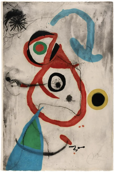 Picasso, Miro highlight Doyle New York Apr 20 Prints & Multiples sale