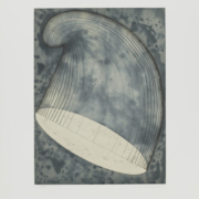 Martin Puryear, 'Phrygian,' 2012, softground etching, drypoint, aquatint, and spitbite aquatint with chine colle