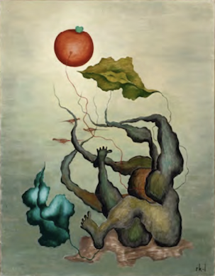 DIA acquires painting by Danish Surrealist Rita Kernn-Larsen