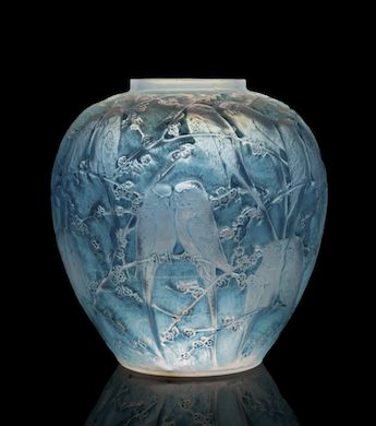 Lyon & Turnbull to hold inaugural Lalique sale Apr 29